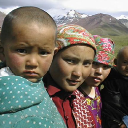 People Of The Great Silk Road Kyrgyzstan Earth Cultures